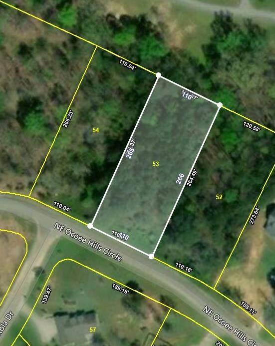 Lot 53 Ocoee Hills Subdivision, Cleveland, TN 37323 (MLS #20204343) :: Austin Sizemore Team