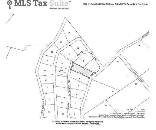 Lot 3 Holloway Ridge Rd., Spring City, TN 37381 (MLS #20205550) :: The Mark Hite Team
