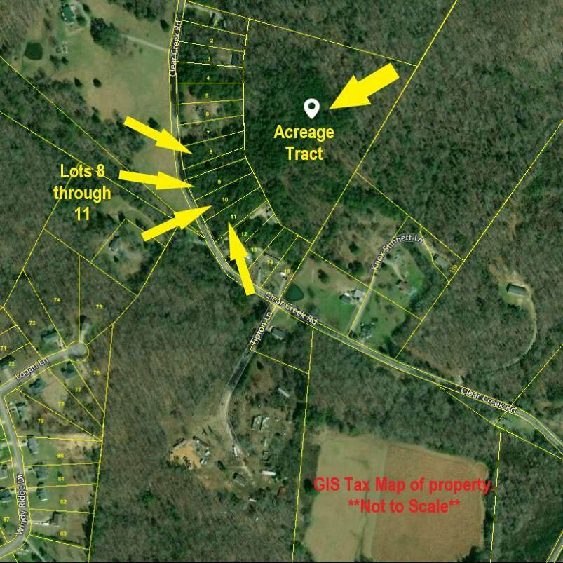 14 Acres Clear Creek Road - Photo 1