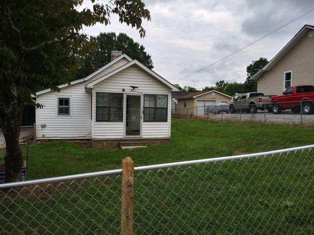 801 Mccaslin Avenue, Sweetwater, TN 37874 (#20215567) :: Billy Houston Group