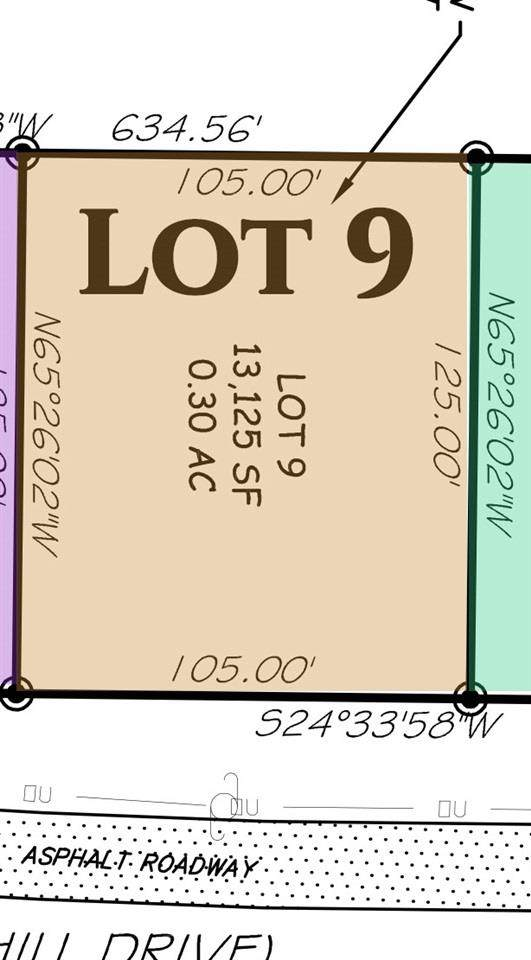 Lot 9 Eleanor Drive Sw SW, Cleveland, TN 37311 (MLS #20193367) :: The Mark Hite Team