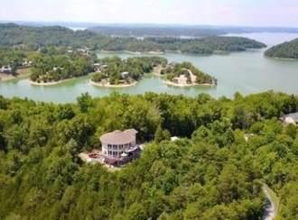 369 Mountain Lake Way, Dandridge, TN 37725 (MLS #20196835) :: The Edrington Team