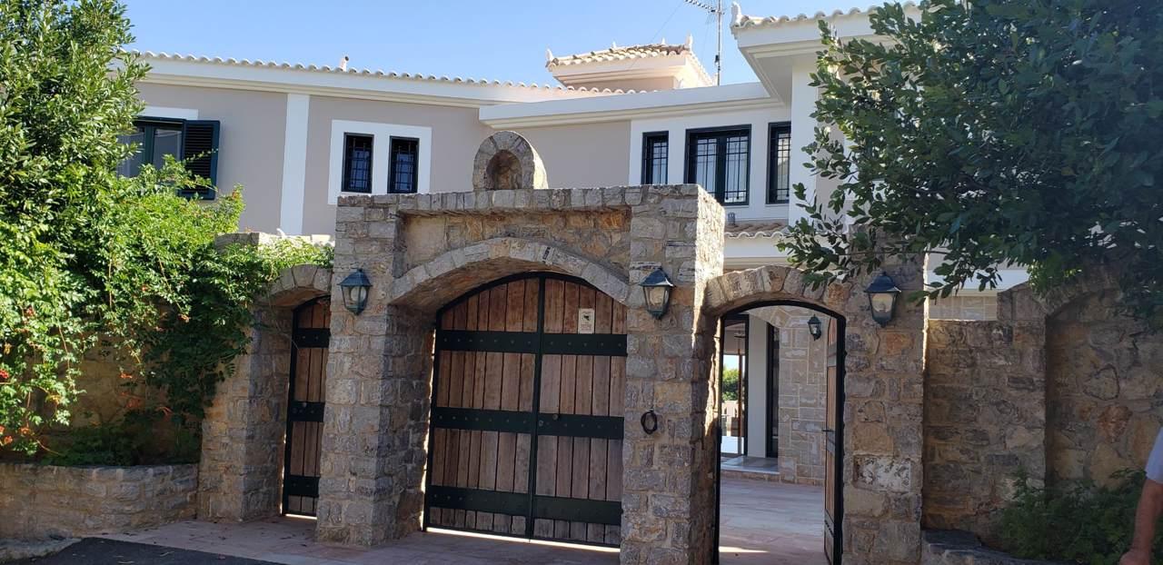 Greece Agios Aimilianos Street - Photo 1