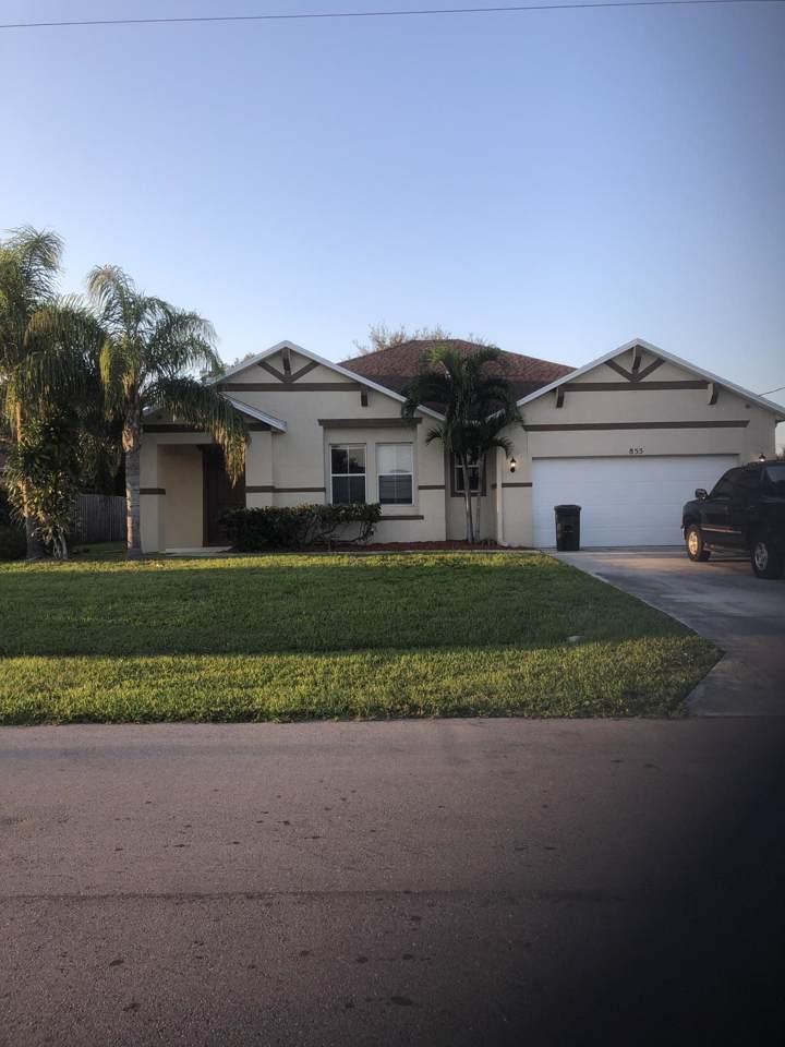 855 Duncan Terrace - Photo 1