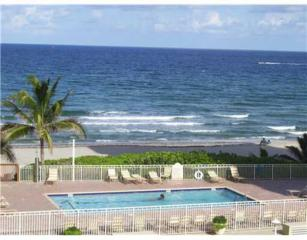 3221 S Ocean Boulevard #301, Highland Beach, FL 33487 (#RX-10335735) :: Keller Williams