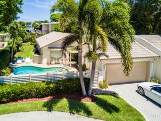 892 Camino Gardens Lane, Boca Raton, FL 33432 (#RX-10336591) :: Amanda Howard Real Estate