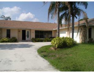 1229 SW Malaga Avenue, Port Saint Lucie, FL 34953 (#RX-10336597) :: Amanda Howard Real Estate