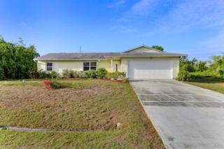 876 SW Thrift Avenue, Port Saint Lucie, FL 34953 (#RX-10336608) :: Amanda Howard Real Estate