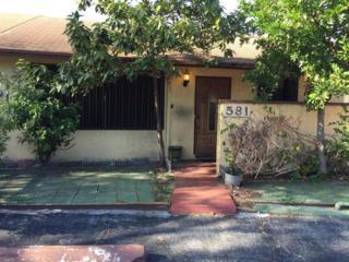581 NW 46th Street, Pompano Beach, FL 33064 (MLS #RX-10337150) :: Castelli Real Estate Services