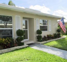 8904 Warwick Drive #425, Boca Raton, FL 33433 (MLS #RX-10337227) :: Castelli Real Estate Services