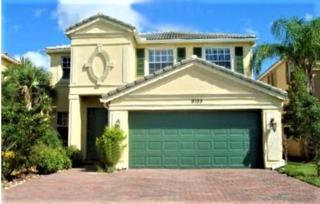 9109 Dupont Place, Wellington, FL 33414 (#RX-10337572) :: Keller Williams