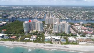 3740 S Ocean Boulevard #504, Highland Beach, FL 33487 (#RX-10331575) :: Keller Williams