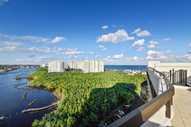 3912 S Ocean Boulevard Ph-1, Highland Beach, FL 33487 (#RX-10379143) :: Ryan Jennings Group