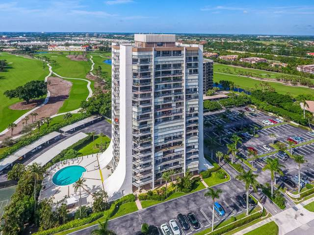2425 Presidential Way #1902, West Palm Beach, FL 33401 (MLS #RX-10443701) :: Castelli Real Estate Services
