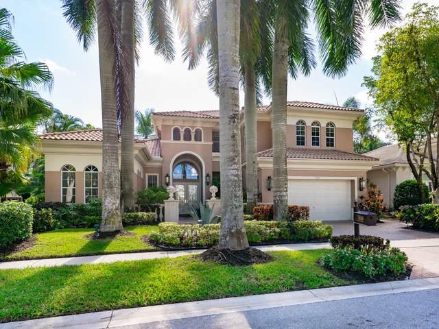 7928 Talavera Place, Delray Beach, FL 33446 (MLS #RX-10699062) :: The Jack Coden Group