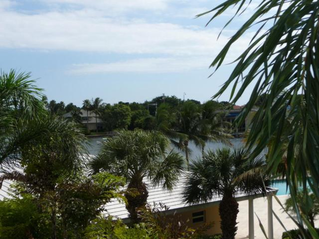 646 Snug Harbor Drive H306, Boynton Beach, FL 33435 (#RX-10180895) :: Ryan Jennings Group
