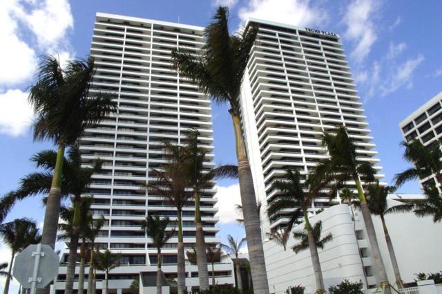 529 S Flagler Drive 6F, West Palm Beach, FL 33401 (#RX-10289084) :: Ryan Jennings Group