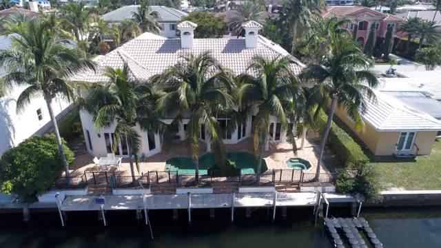621 Golden Harbour Drive, Boca Raton, FL 33432 (#RX-10310042) :: Ryan Jennings Group