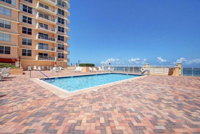 4511 S Ocean Boulevard #303, Highland Beach, FL 33487 (#RX-10331309) :: Ryan Jennings Group