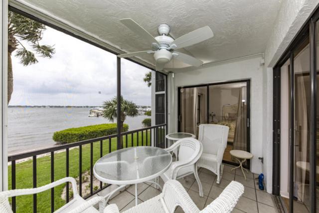 330 NE Edgewater Drive #204, Stuart, FL 34996 (#RX-10341931) :: Keller Williams
