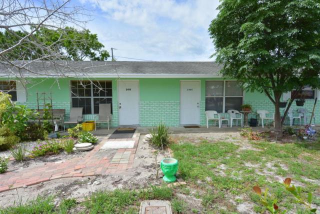 2400 NE Rustic Way, Jensen Beach, FL 34957 (#RX-10341976) :: Keller Williams