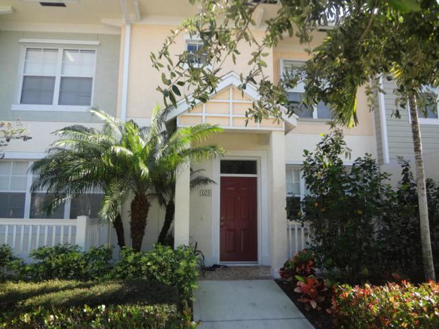 776 Dakota Drive #103, Jupiter, FL 33458 (#RX-10343816) :: Amanda Howard Real Estate