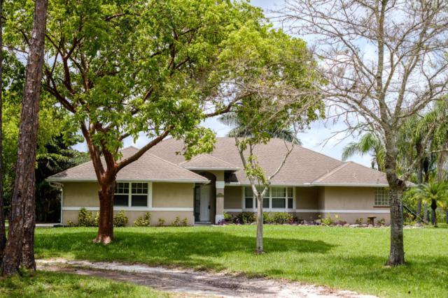 17025 N 88th Road N, Loxahatchee, FL 33470 (#RX-10344947) :: The Carl Rizzuto Sales Team