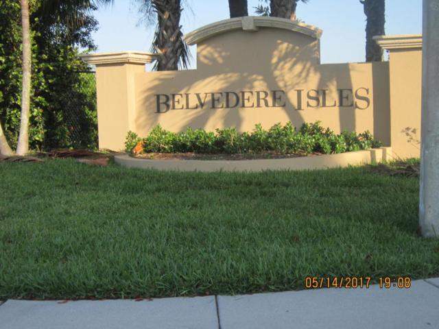 1145 Golden Lakes Boulevard #713, West Palm Beach, FL 33411 (#RX-10345032) :: Amanda Howard Real Estate