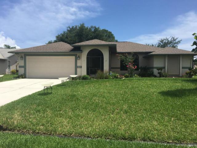 382 SE Strait Avenue, Port Saint Lucie, FL 34983 (#RX-10345229) :: Amanda Howard Real Estate