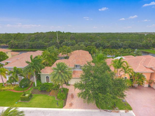 4129 Venetia Way, Palm Beach Gardens, FL 33418 (#RX-10345235) :: The Carl Rizzuto Sales Team