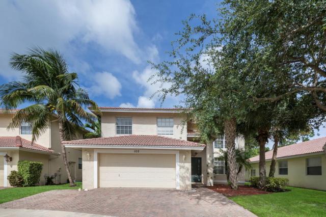 102 Hidden Hollow Drive, Palm Beach Gardens, FL 33418 (#RX-10345371) :: The Carl Rizzuto Sales Team