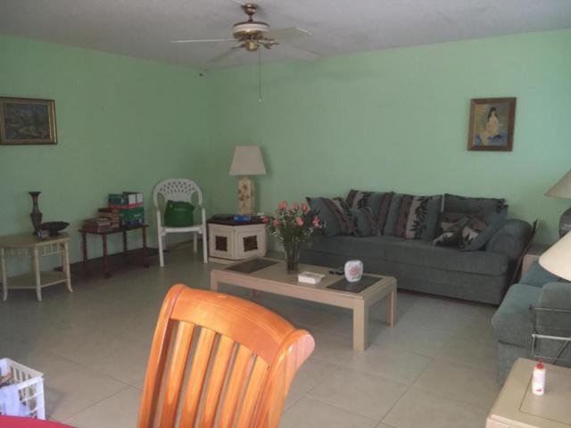389 Flanders I, Delray Beach, FL 33484 (#RX-10345408) :: The Carl Rizzuto Sales Team