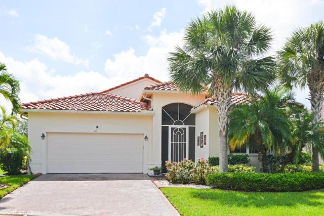 311 NW Seacrest Court, Port Saint Lucie, FL 34986 (#RX-10345429) :: The Carl Rizzuto Sales Team