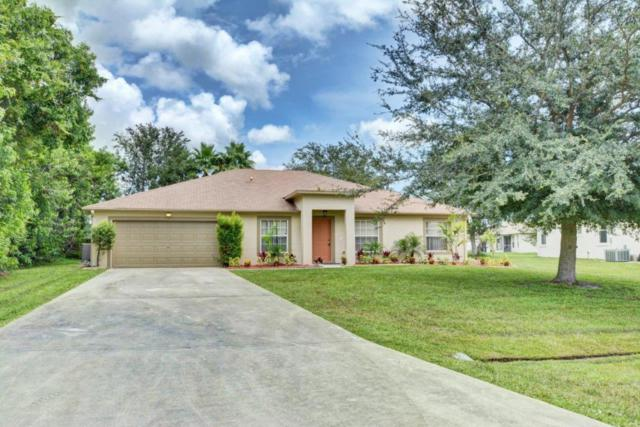 5259 NW North Delwood Drive, Port Saint Lucie, FL 34986 (#RX-10345450) :: The Carl Rizzuto Sales Team