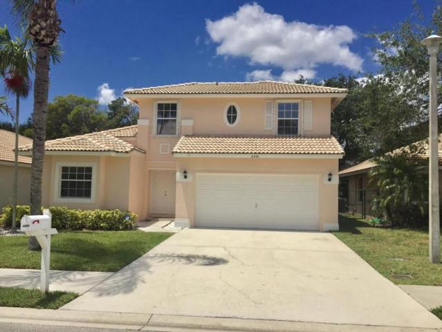 6481 NW 41st Terrace, Coconut Creek, FL 33073 (MLS #RX-10345834) :: RE/MAX Advisors
