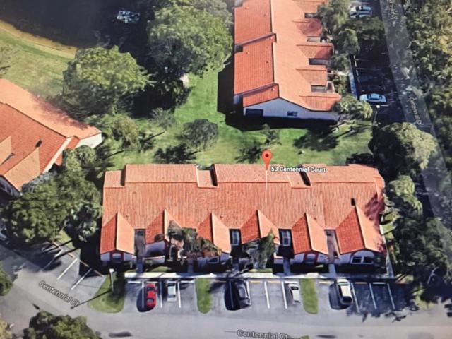 53 Centennial Court, Deerfield Beach, FL 33442 (MLS #RX-10346087) :: RE/MAX Advisors