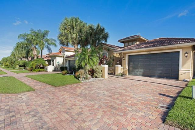 7167 Boscanni Drive, Boynton Beach, FL 33437 (MLS #RX-10346102) :: RE/MAX Advisors