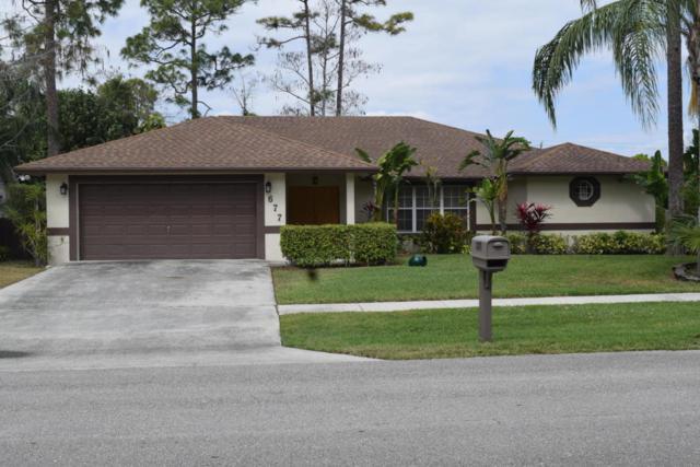 677 Blueberry Drive, Wellington, FL 33414 (#RX-10346142) :: Ryan Jennings Group