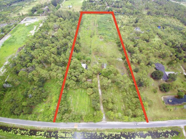 2310 A Road, Loxahatchee Groves, FL 33470 (#RX-10346157) :: Ryan Jennings Group
