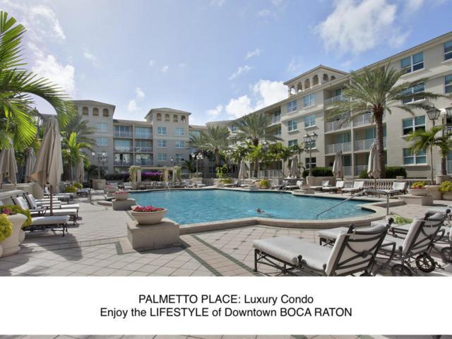 99 SE Mizner Boulevard #701, Boca Raton, FL 33432 (MLS #RX-10346223) :: RE/MAX Advisors