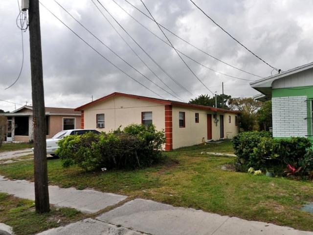 807 N 20th Street, Fort Pierce, FL 34950 (MLS #RX-10346226) :: RE/MAX Advisors