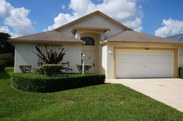 5151 Robino Circle, West Palm Beach, FL 33417 (#RX-10346437) :: Ryan Jennings Group
