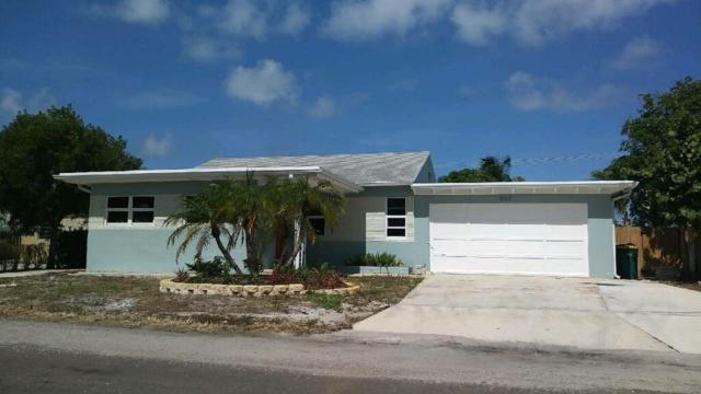 922 S K Street, Lake Worth, FL 33460 (#RX-10346480) :: Ryan Jennings Group