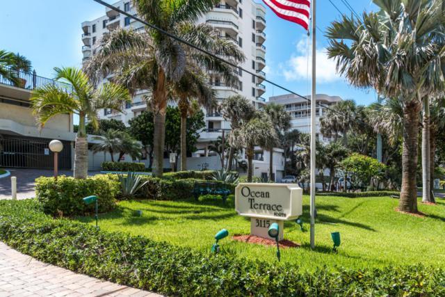 3115 S Ocean Boulevard #902, Highland Beach, FL 33487 (#RX-10349875) :: Keller Williams