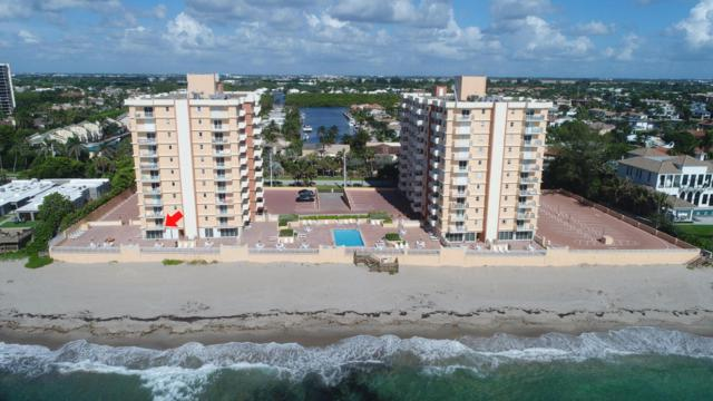 4511 S Ocean Boulevard #107, Highland Beach, FL 33487 (#RX-10349913) :: Keller Williams