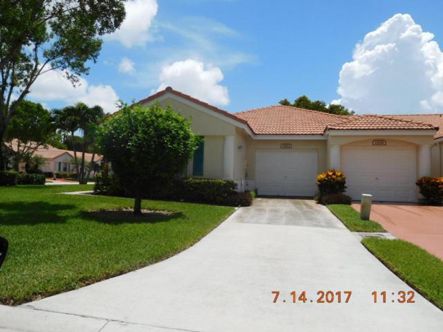 15212 Lake Wildflower Road, Delray Beach, FL 33484 (#RX-10351878) :: Keller Williams