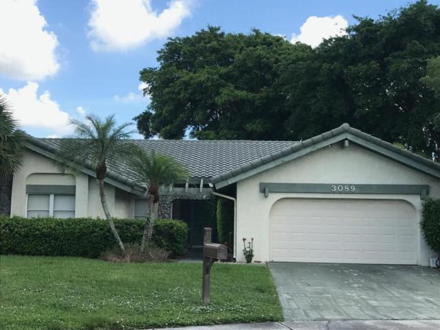 3089 NW 27th Terrace, Boca Raton, FL 33433 (#RX-10351993) :: Keller Williams