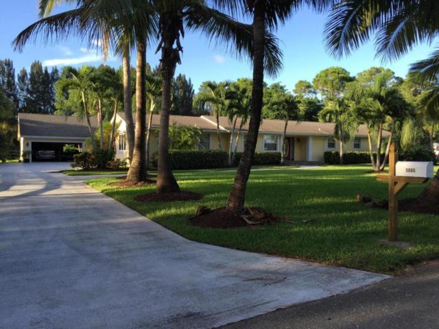 5065 Horseshoe Circle S, West Palm Beach, FL 33417 (#RX-10352088) :: Keller Williams