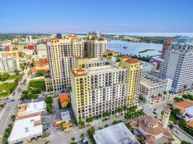 801 S Olive Avenue #802, West Palm Beach, FL 33401 (#RX-10352177) :: Keller Williams