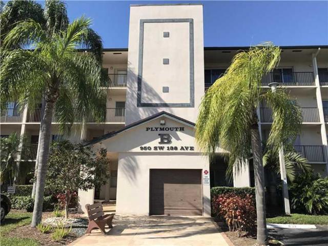 950 SW 138th Avenue 212B, Pembroke Pines, FL 33027 (MLS #RX-10353481) :: Castelli Real Estate Services